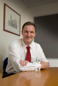 National Autistic Society Chief Executive, Mark Lever